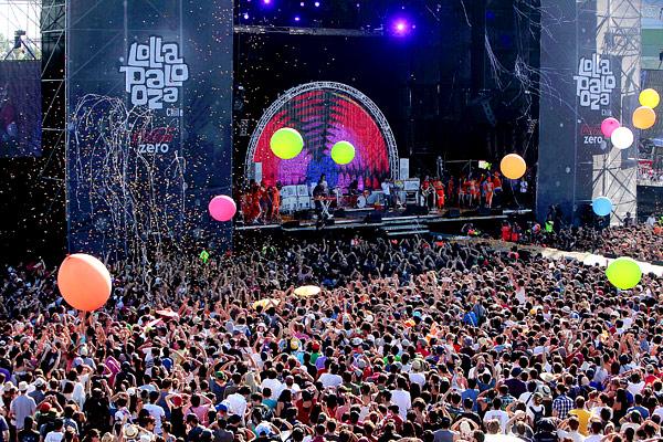Lollapalooza São Paulo
